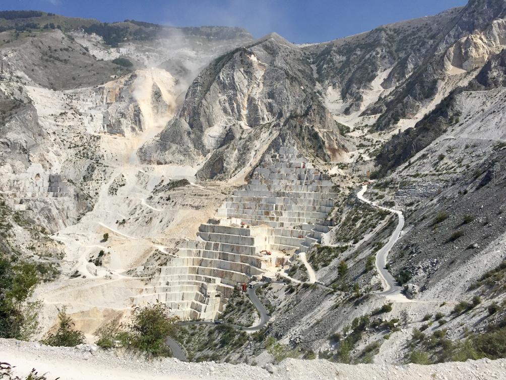 """Antropocene', ambiente e cave di marmo. Industriali: """"Non siamo noi il  pericolo del Pianeta"""" - gonews.it"""